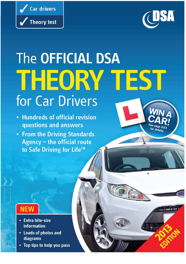 Simon Mann, Driving Lessons in Telford & Shrewsbury - Theory Test